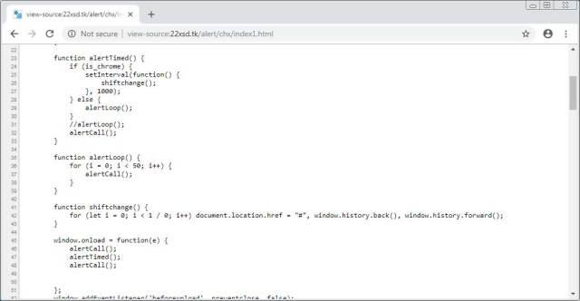 Javascript 循環