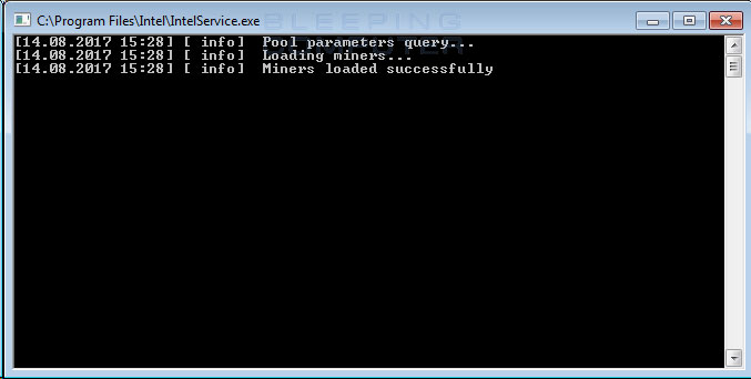 Intel and IntelService.exe Miner
