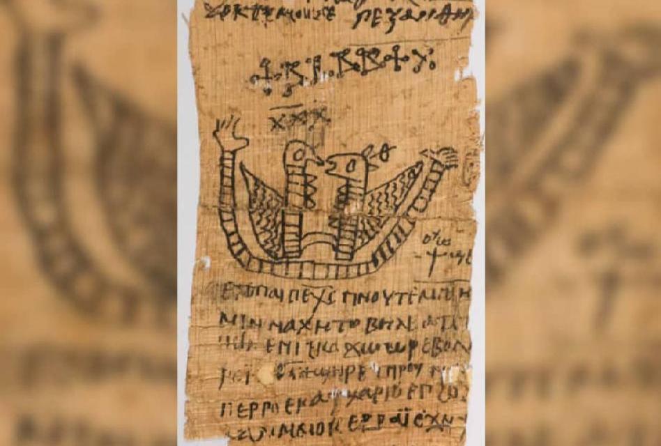 Jak přimět kohokoliv aby se do vás zamiloval, odhaluje Egyptský papyrus