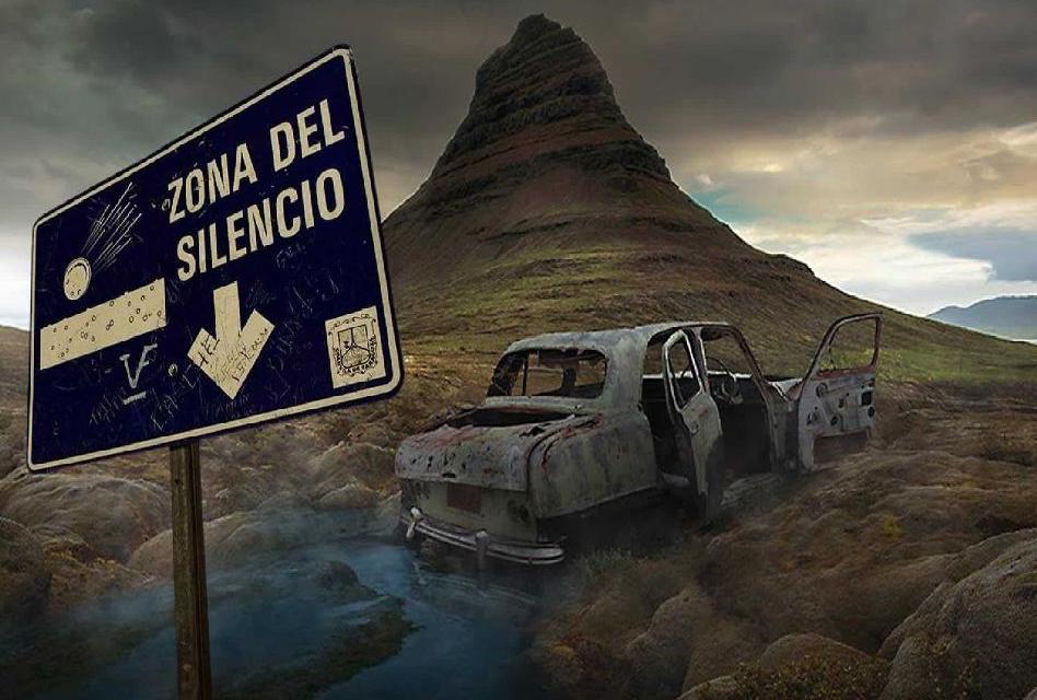 Silencio Mexická zóna ticha, místo plné podivných anomálií a jevů