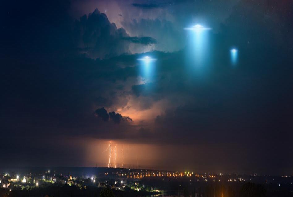 Jak se mění zprávy o UFO s technologií dnešní doby