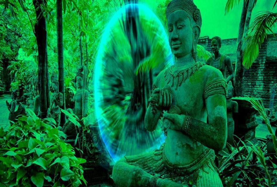 Thajský kult tvrdí, že vlastní portál, který jim umožňuje mluvit s mimozemšťany už několik století
