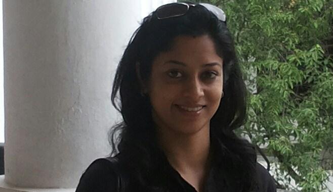 Architectural Journalist, Apurva Bose Dutta