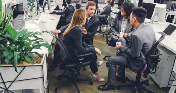 Workplace inclusivity: Making open spaces work for everyone