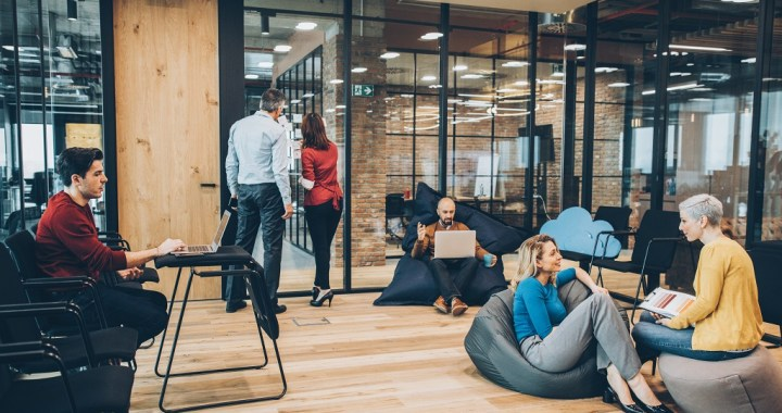 How flexible workspace can tackle loneliness in the office