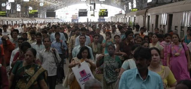 Bombay-Churchgate-station