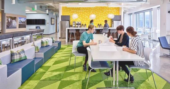 Designer weighs in on why businesses need to reimagine their workspace