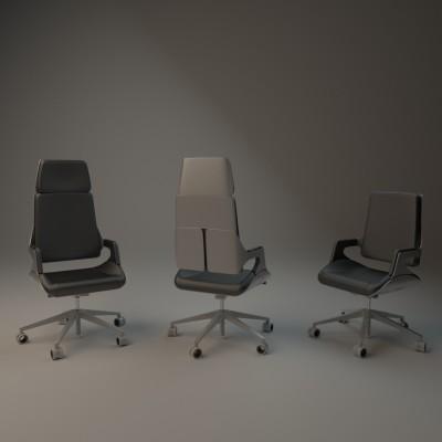 Inspirational Model Download Interstuhl Silver Office Chair