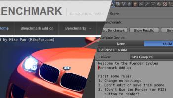 Blender GPU Benchmark - BlenderNation