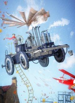 Steampunk by Alexander Kuznetsov