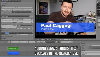 Editing Video in Blender 2 78 - BlenderNation