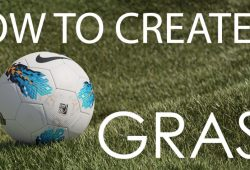 New Tutorial – How to create grass