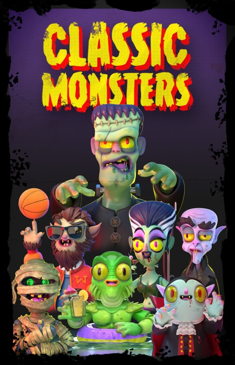 adrian-andujar-classics-monsters
