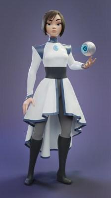 Scifi Girl_v3