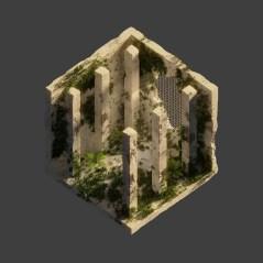 iwo-pilc-isometric-destroyed-concrete-building-final