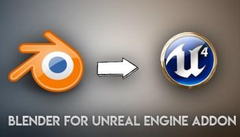 Add-on: Blender For Unreal Engine - BlenderNation
