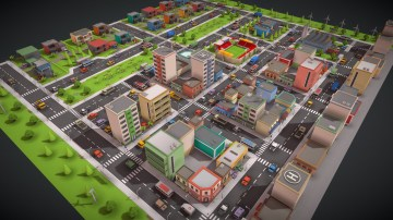 simplepoly_city___low_poly_assets