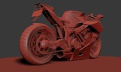Model inside of 3ds Max 03