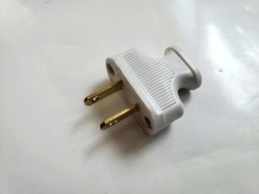 Actual plug I wish I modeled.