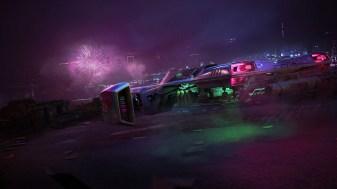 28 - Cyberpunk Speeder (1)