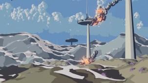 cartoon tower explosion2