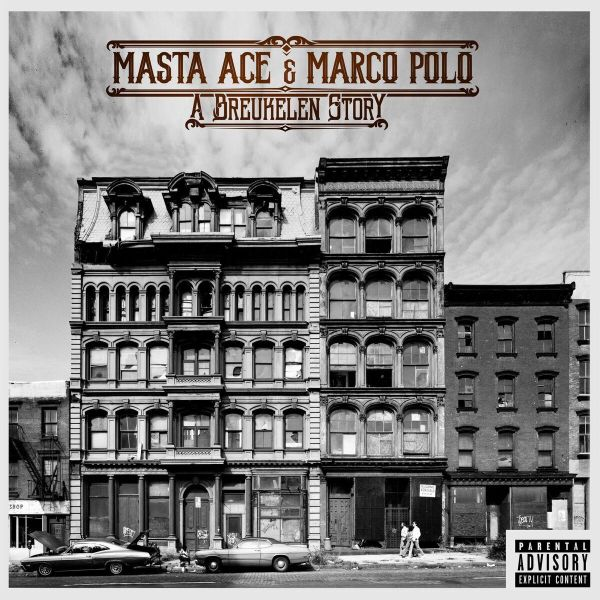 Masta Ace and Marco Polo- A Breukelen Story - cover art