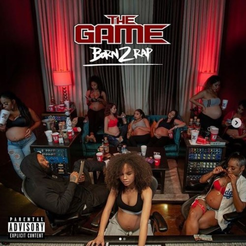 The-Game-Born-2-Rap-album-cover-art