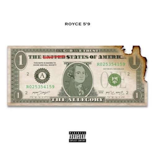 Royce-5'9-The-Allegory-album-cover-art