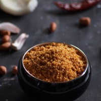 Palli Podi Recipe ~ Andhra Style Peanut Podi Recipe {Video}