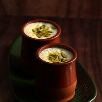 Pista Lassi Recipe - Indian Pistachio & Yogurt Drink Recipe {Video}