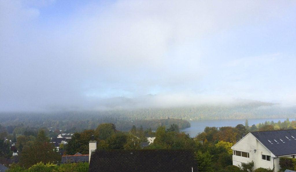 Lake Windermere view