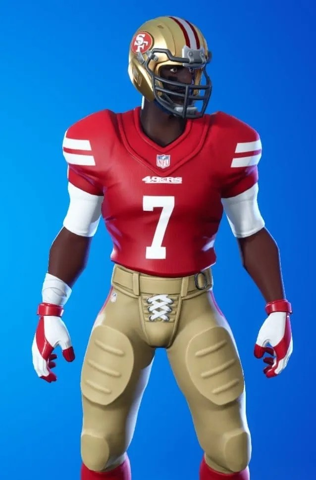 Strong Guard NFL Fortnite Skin
