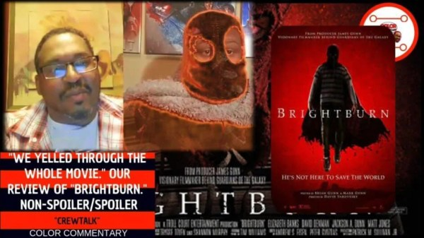 We Yelled Through The Whole Movie Our Review of Brightburn Non spoilerSpoiler