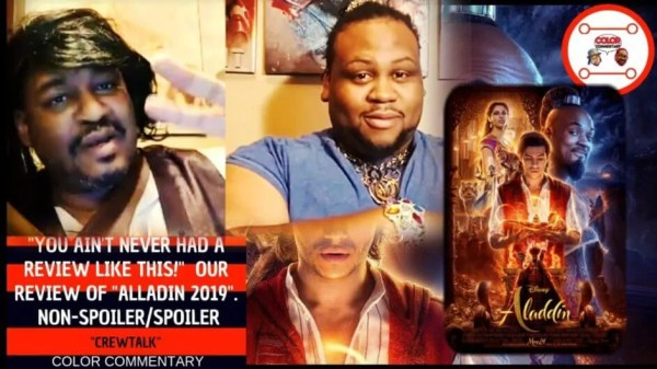 You Aint Never Had a Review Like This Our review of Aladdin 2019 Non spoilerSpoiler