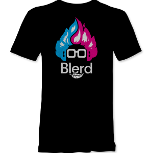 hot blerd fall tee