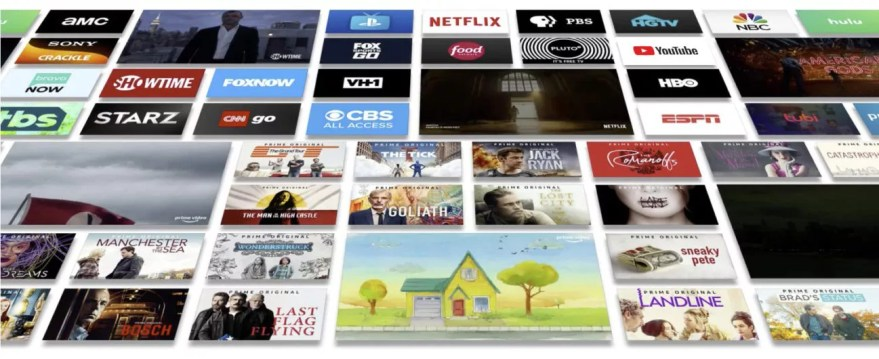 amazon entertainment offerings
