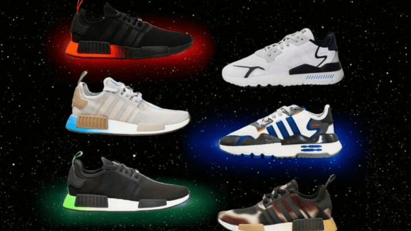 adidas star wars casual
