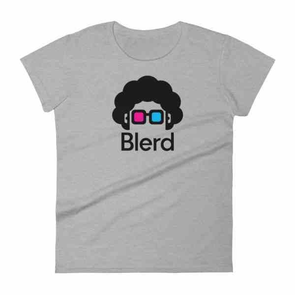 Blerd Women's Shirt - Classic Logo