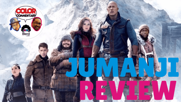 Jumanji Next Level Review