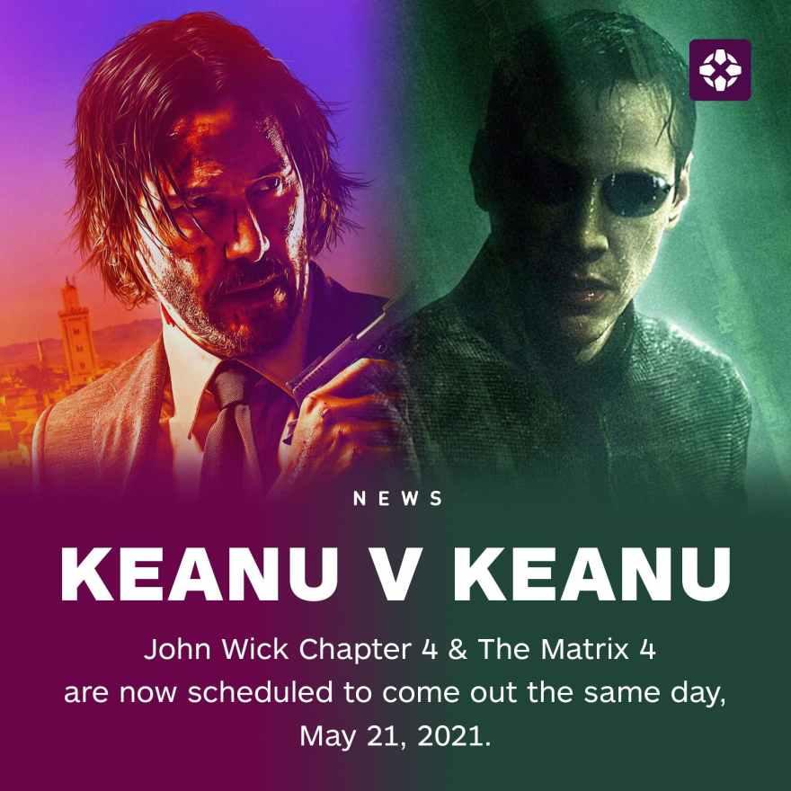 Keanu Day Ad