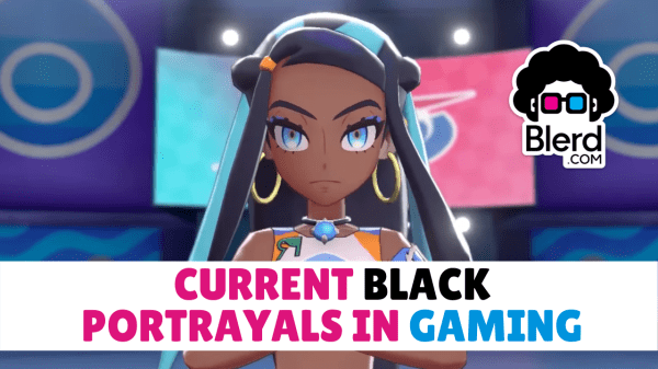 black portrayals in video games