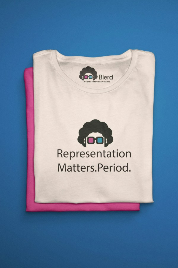 representation matters period tee