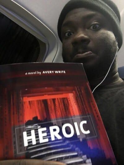 avery white heroic