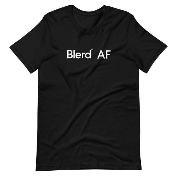 Blerd AF Short-Sleeve Unisex T-Shirt