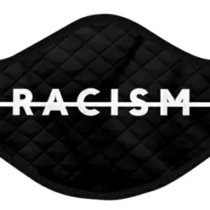 End Racism Face Mask