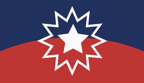 Juenteenth flag