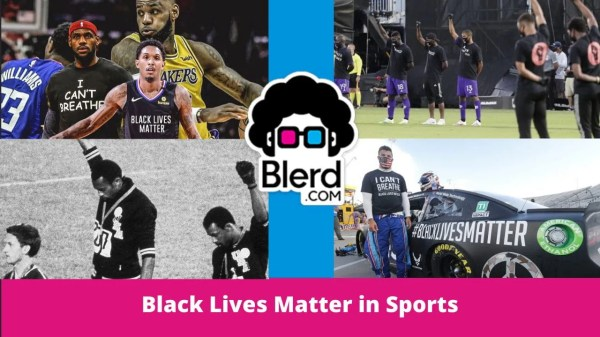 Black Lives Matter in Sports