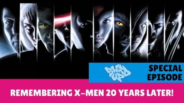 X-Men 20 year anniversary