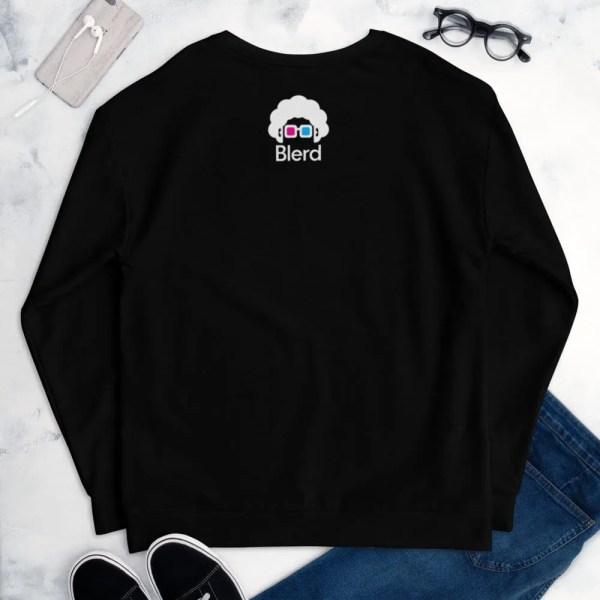 Inclusion Unisex Sweatshirt Back