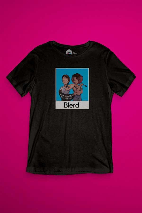 Normalize Blackness Together Unisex T-Shirt 2